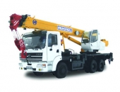 Mounted Crane Truck (JAC)
