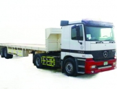 Flatbed Truck (JAC)