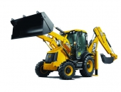 Back Hoe Loader